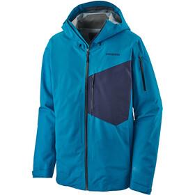 Patagonia SnowDrifter Jacket Herre balkan blue